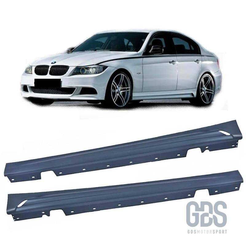 Bas de Caisse Pack M Performance Bmw Serie 3 E90 / E91 - Pare Choc Kit Carrosserie