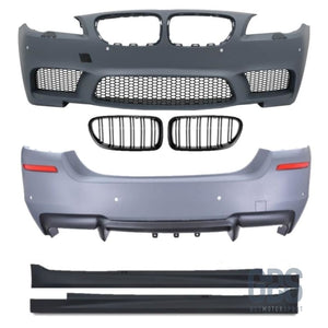 Kit complet Look M5 pour Bmw F11 Touring Class Edition - Phase 1 de 2010 a 2013 - Pare Choc Kit Carrosserie
