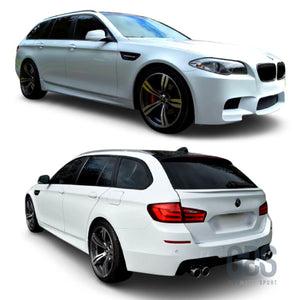 Kit complet Look M5 pour Bmw F11 Touring Class Edition - Phase 2 de 2013 a 2017 - Pare Choc Kit Carrosserie