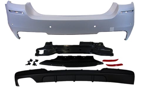Pack M complet pour Bmw F10 Berline Phase 1 Performance Edition