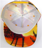 Kids Jr. Hawaiian Sunset Snapback