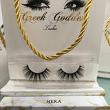 Greek Goddess Lashes