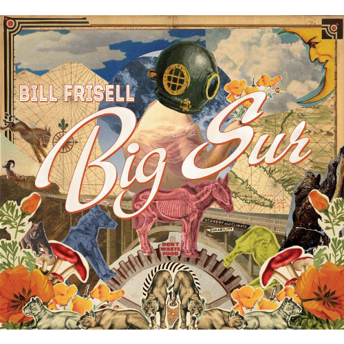 Bill Frisell - Big Sur - CD