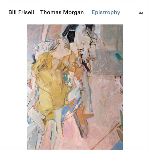Bill Frisell and Thomas Morgan - Epistrophy - LP