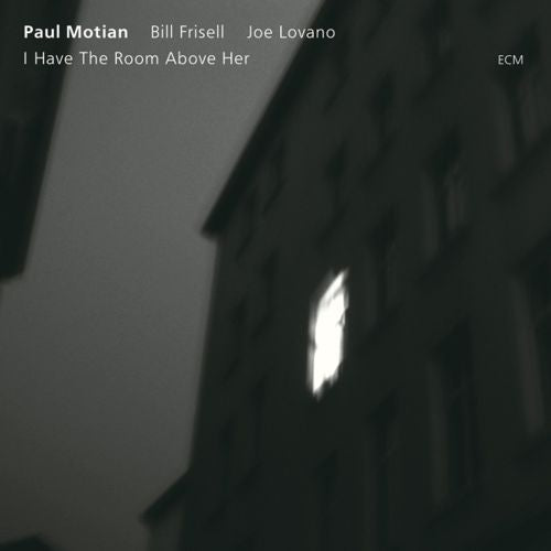 Paul Motian - I Have The Room Above Her - CD