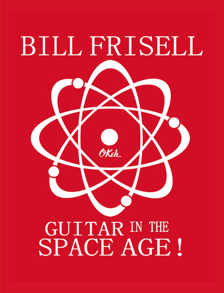 Stickers - Guitar In The Space Age!