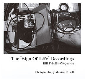 Sign of Life - Recording Sessions Book of Photography