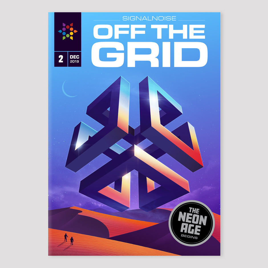 OFF THE GRID: #2 zine