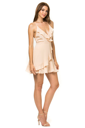 SAMMY RUFFLE DRESS