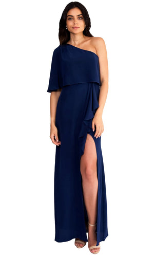 BELLA ONE SHOULDER MAXI