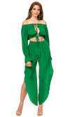 LILI SIDE SLIT PANTS
