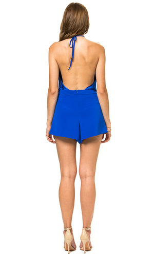 NAYA OPEN BACK HALTER