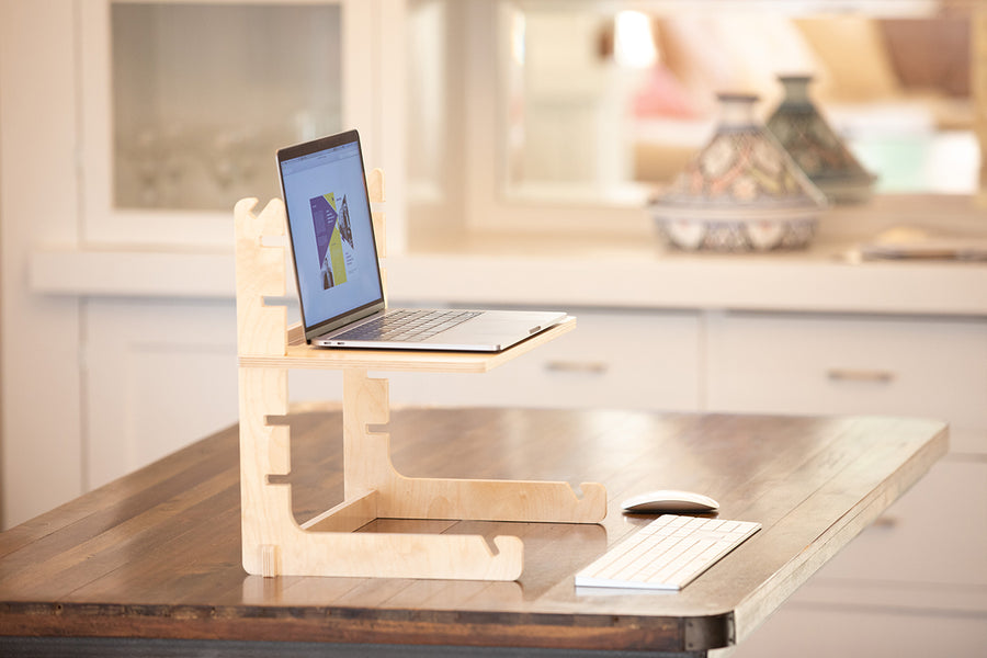 Allstand Laptop Standing Desk Unboxing Video