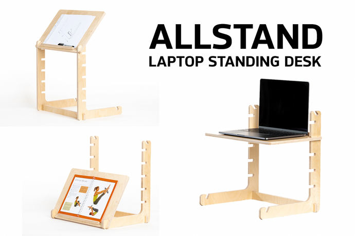 Allstand Assembly Modes Video Review