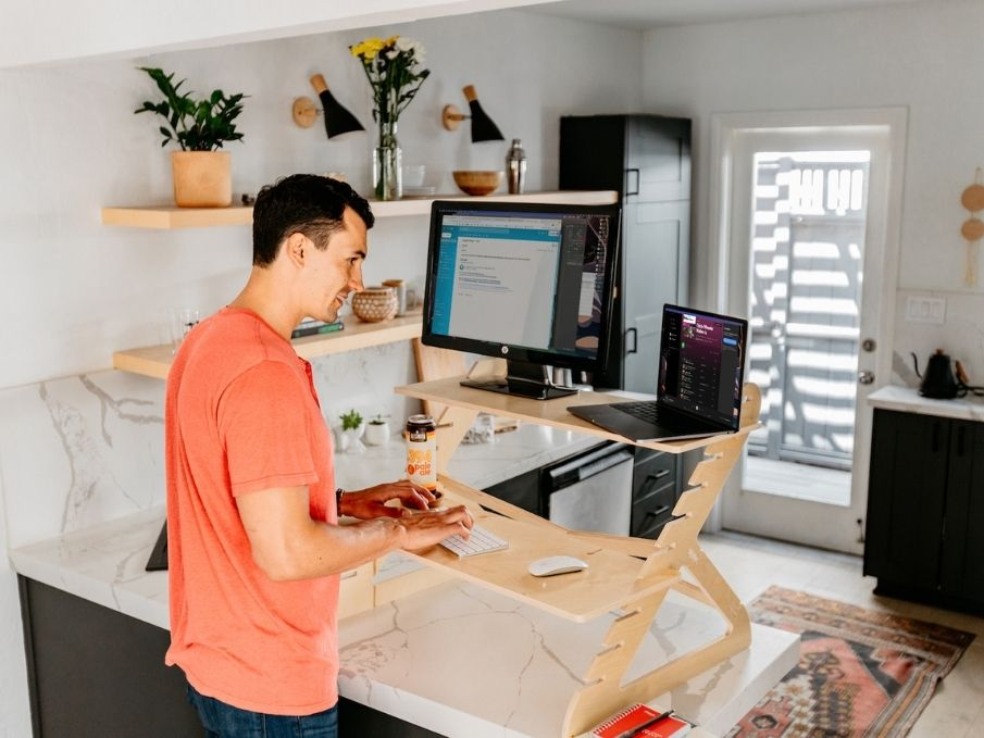Healthy Habits To Develop While Working From Home