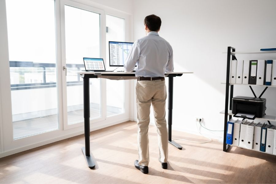 Simple Ways To Make Your Home Office Look Professional