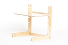 Allstand | laptop standing desk riser shelf