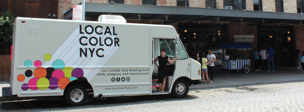 Local Color Truck mobile boutique