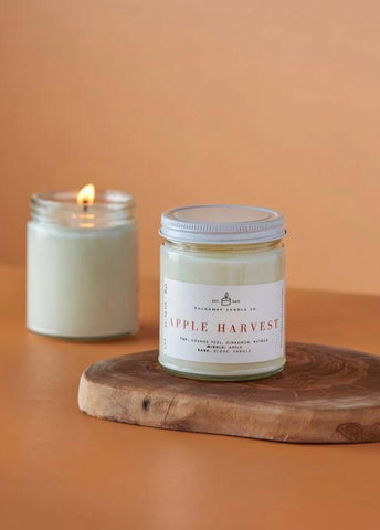 Pumpkin Buttercream Soy Candle