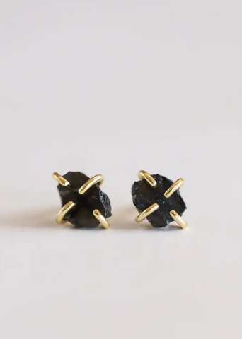 Tulum Geometric Earrings