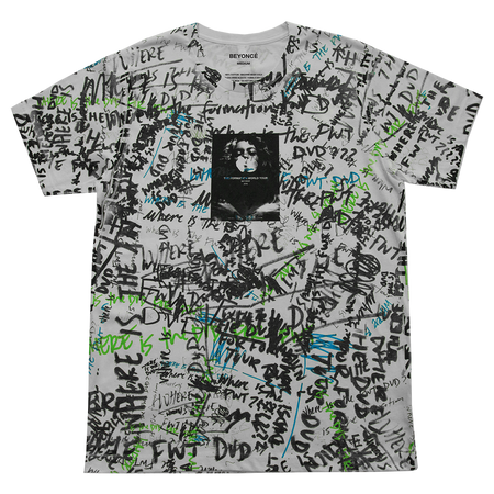 36a03624447 Where Is The FWT DVD Tee - Grey ...