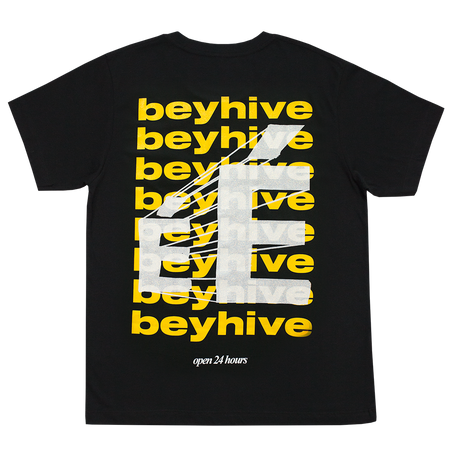 Beyhive Open 24hrs Tee