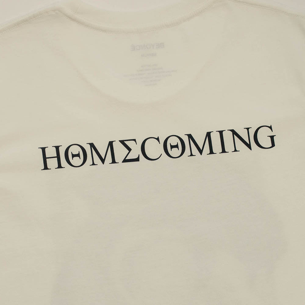Homecoming Collage Sand Tee