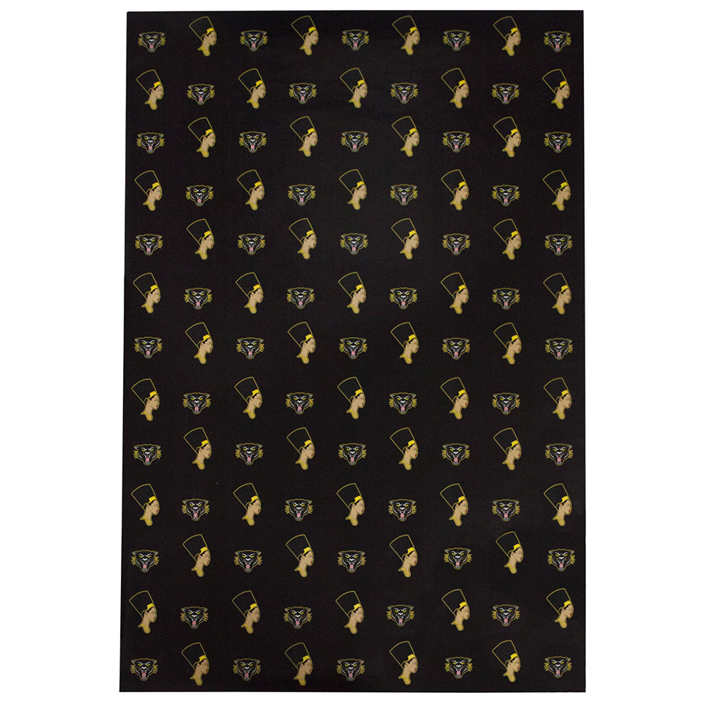 Homecoming Wrapping Paper (Black)