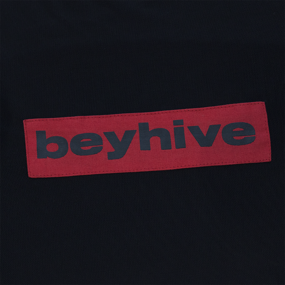 Beyhive Mesh Patch Bodysuit