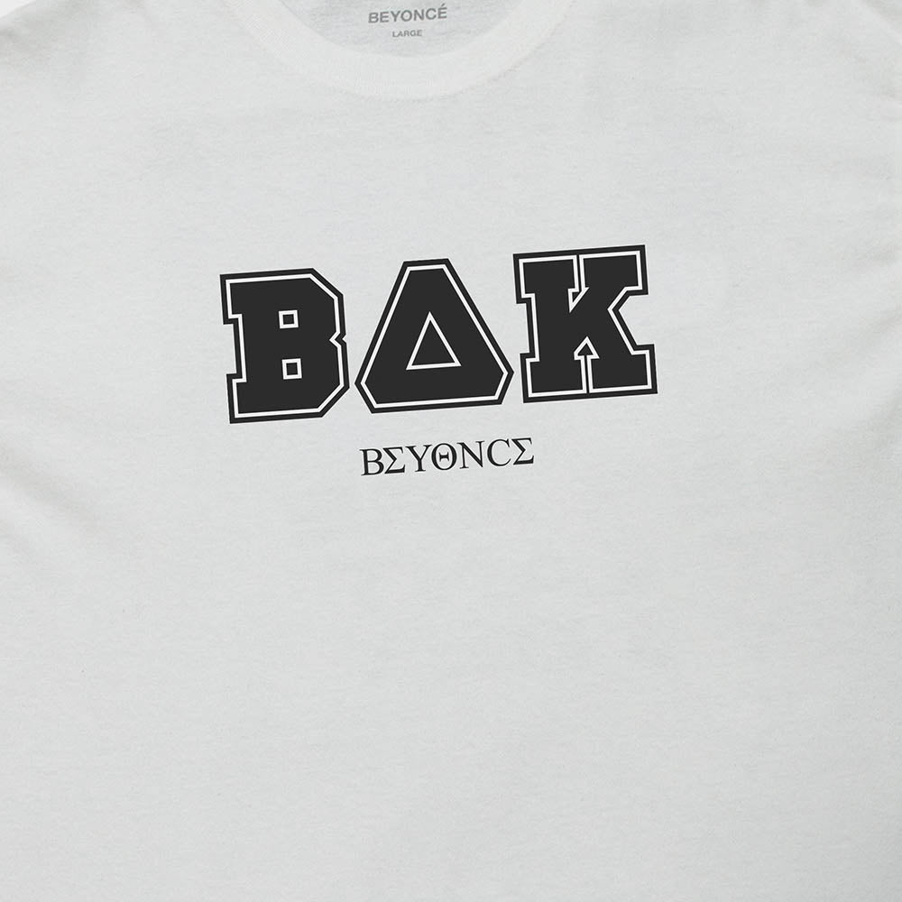 BΔK Homecoming Cropped Tee
