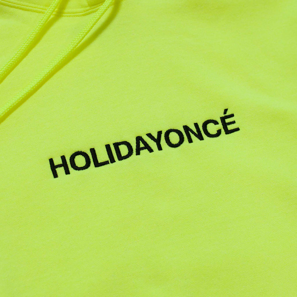 Holidayoncé Embroidered Pullover Hoodie