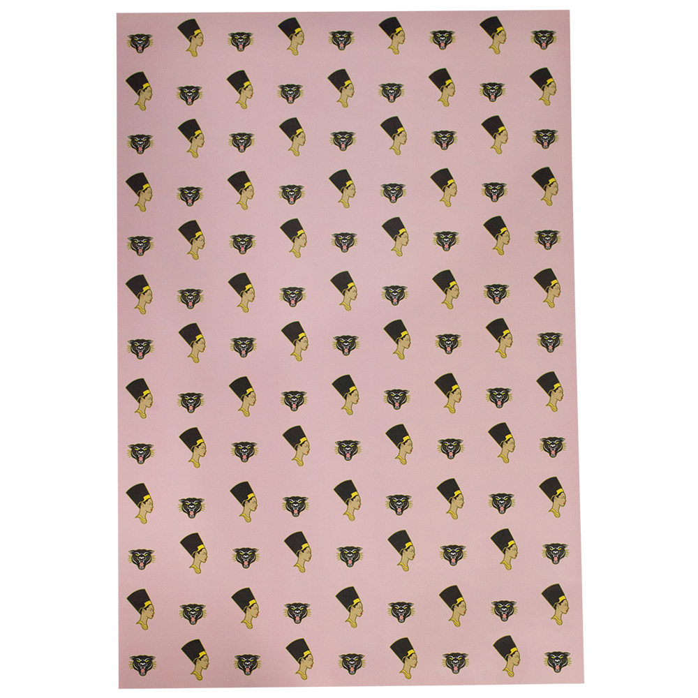 Homecoming Wrapping Paper (Pink)