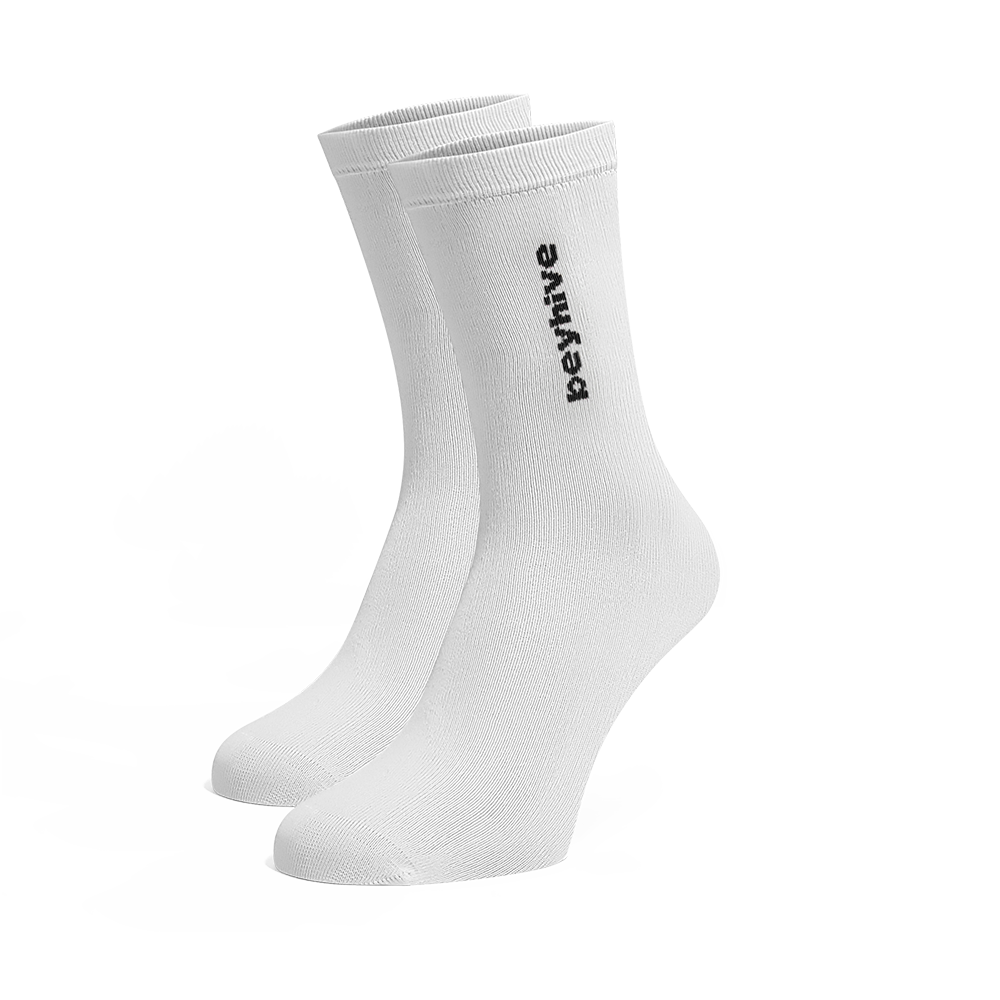 Beyhive Black Logo Socks