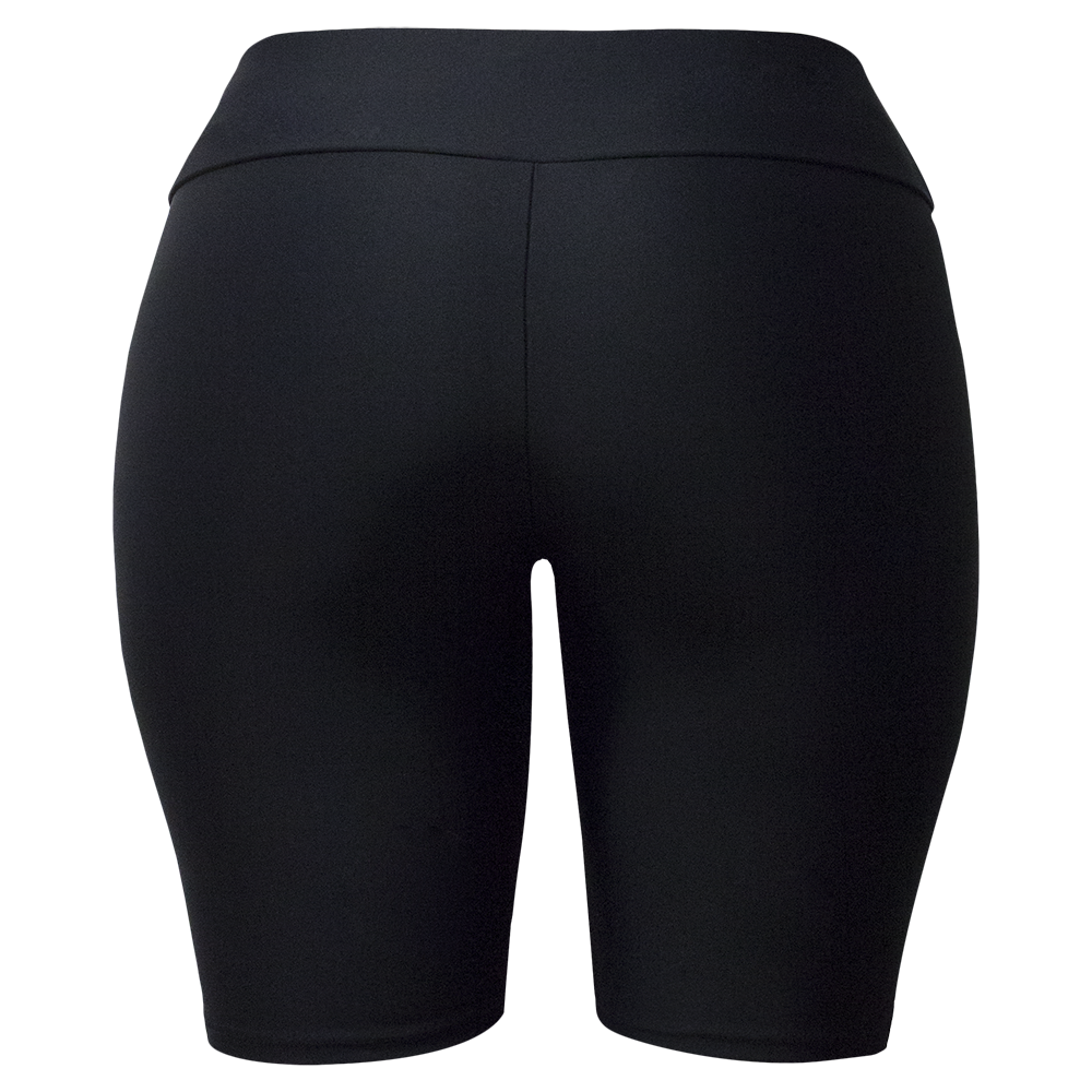 Beyhive Black Bike Shorts