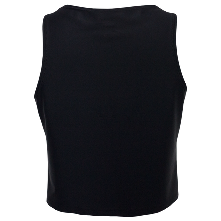 Beyhive Black Crop Top