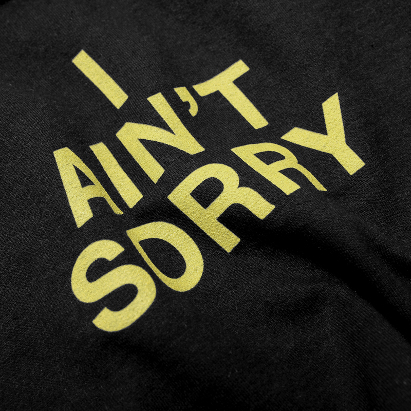 I AIN'T SORRY YOUTH CREWNECK
