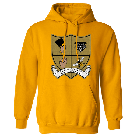 beyonce hoodie sweatshirt homecoming coachella yellow