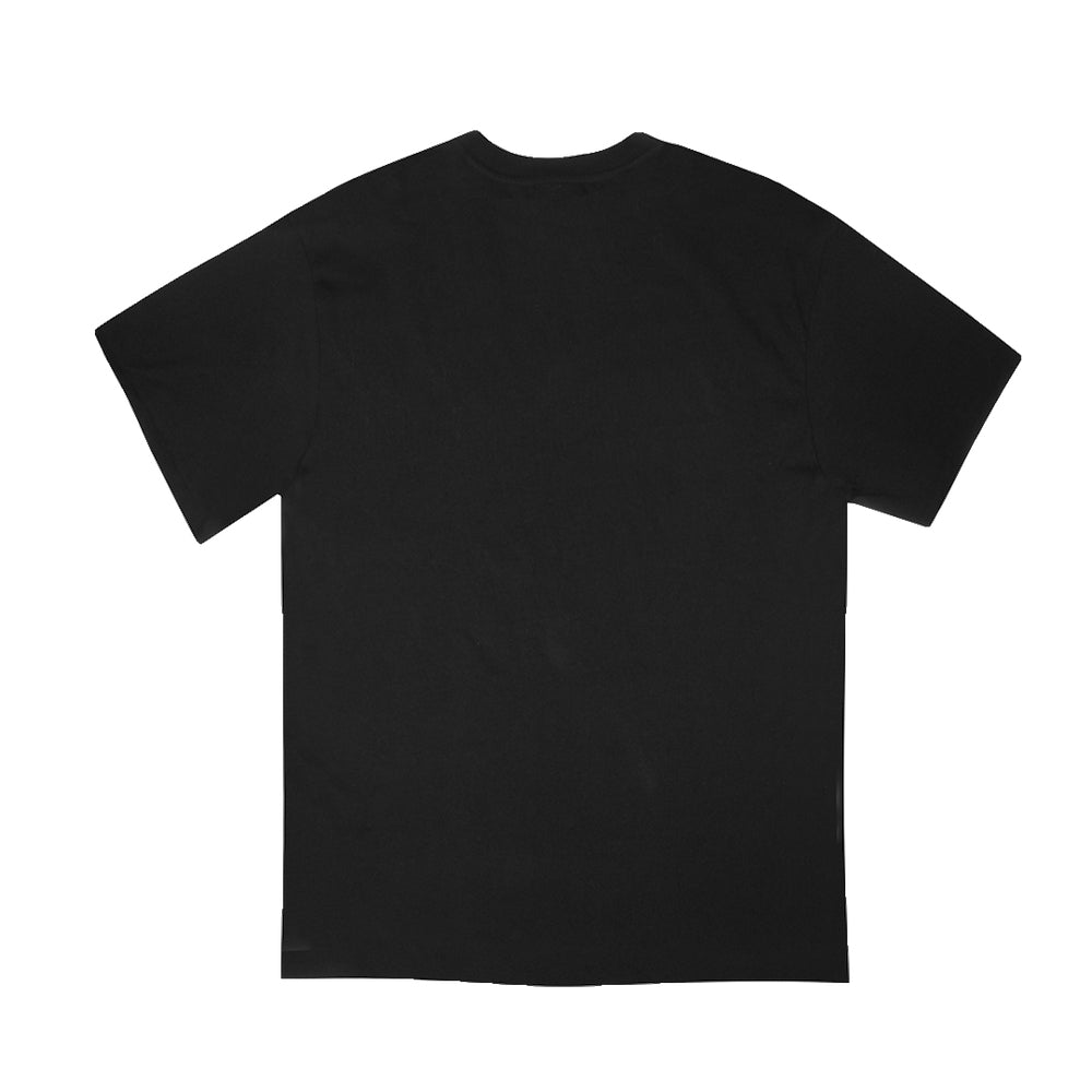 Layered Logo Unisex Tee (Black)