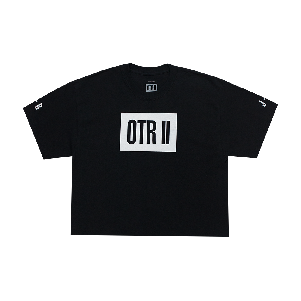 OTR II Logo Crop Top