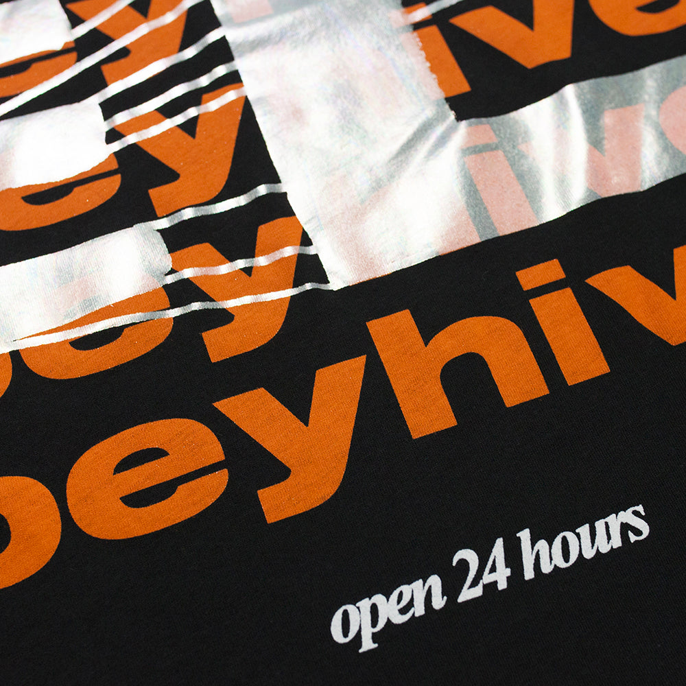 Open 24 Hrs Patch Tee