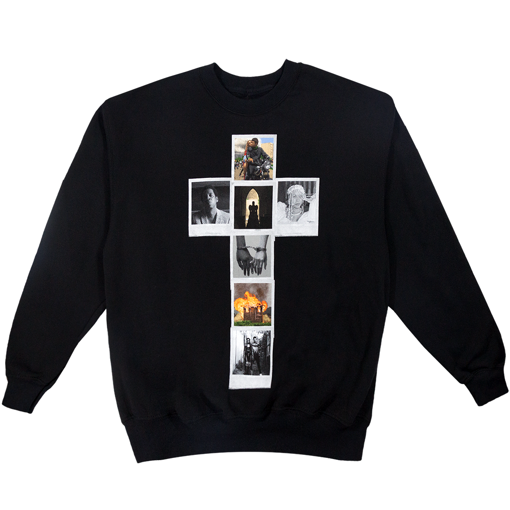Photo Cross Pullover