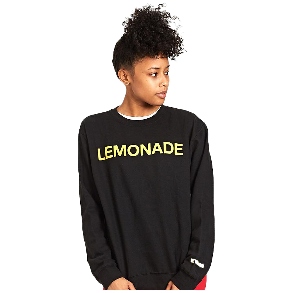 Lemonade Crewneck Sweatshirt