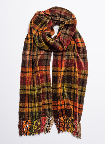 Harvest Chenille Scarf - sold out