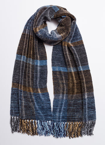 SCIENCE Chenille Scarf