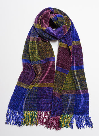 ENERGY  Chenille Scarf - sold out