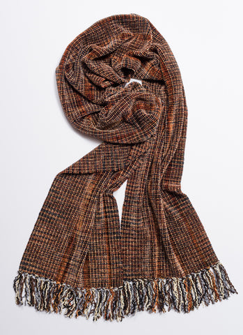 MEDAL Chenille Scarf - sold out