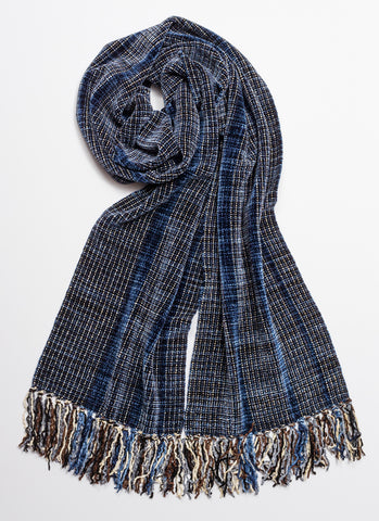 Trophy chenille scarf