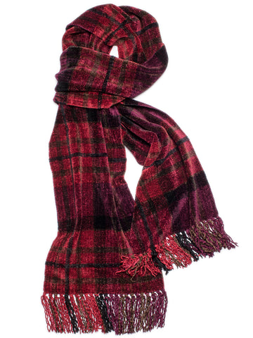 CROWN Backroom Chenille Scarf