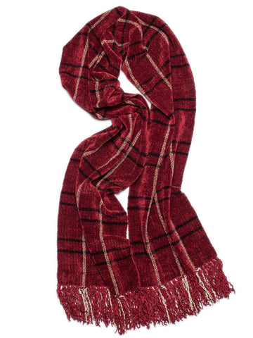 Reverie Ventana Chenille Scarf - made to order