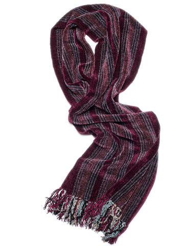 TRANSFORMATION Gateway Chenille Scarf